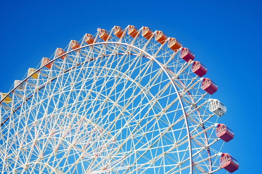 ชิงช้าสวรรค์เท็มโปซาน (Tempozan Giant Ferris Wheel)